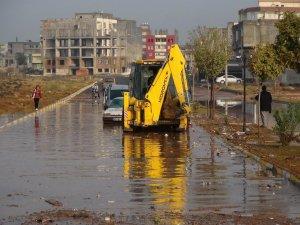 Viranşehir şiddetli yağış
