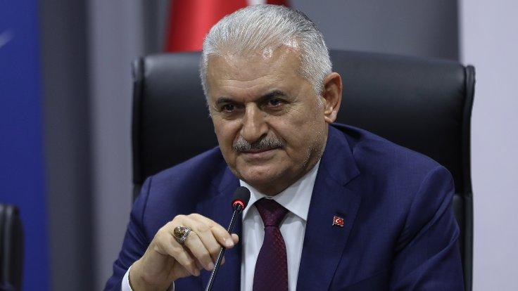 Binali Yıldırım Meclis başkanlığından istifa etti