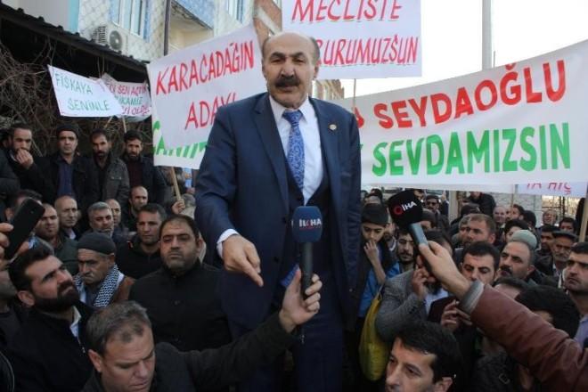 Seydaoğlu: Ranta değil, hizmete talibim