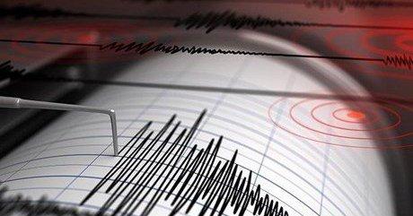 Çanakkale'de 5,3 şiddetinde deprem