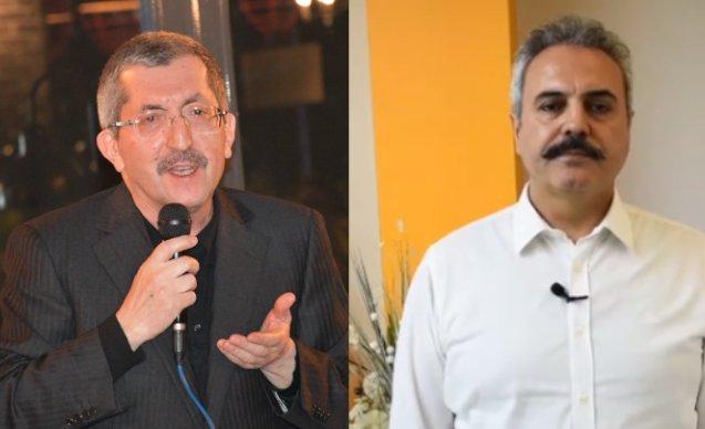 AK Parti ile MHP adayı arasında sosyal medyada tartışma