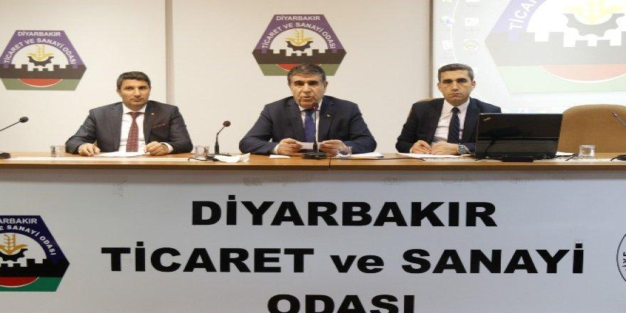 """""""Bağımlılıkla Mücadele"""" DTSO Meclisinde ele alındı"""