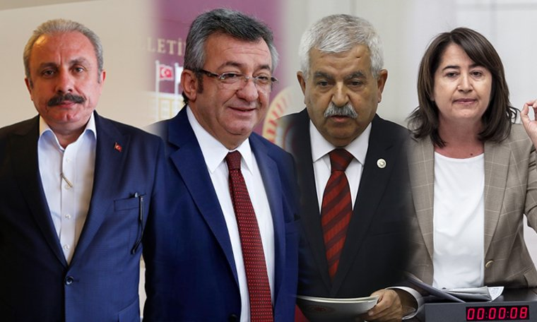 Meclis Başkanlığı için yarışacak adaylar