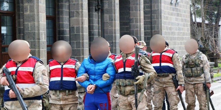 VİDEO - PKK operasyonu: İki tutuklama