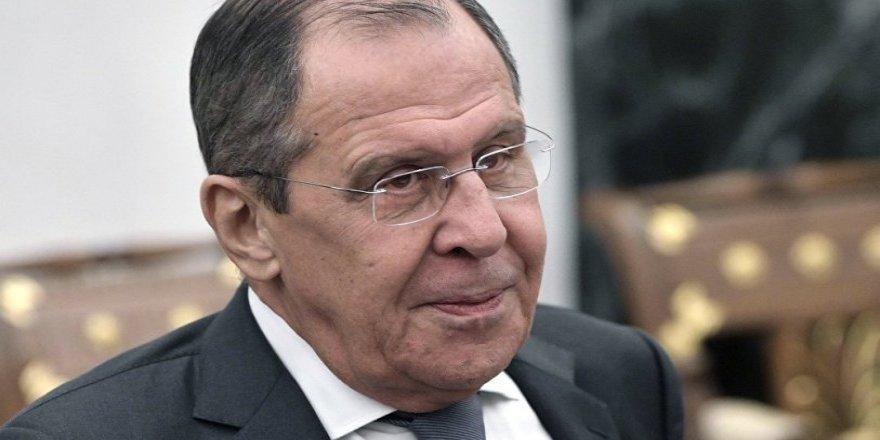 Lavrov: Türkiye-Suriye sınırına Rus askeri polisi konuşlandırılabilir