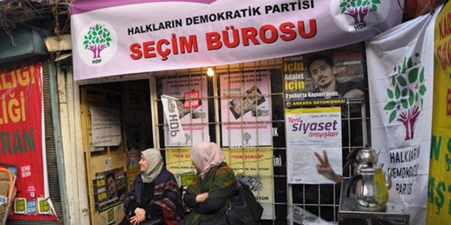 HDP Midyat Kaymakamını şikayet etti