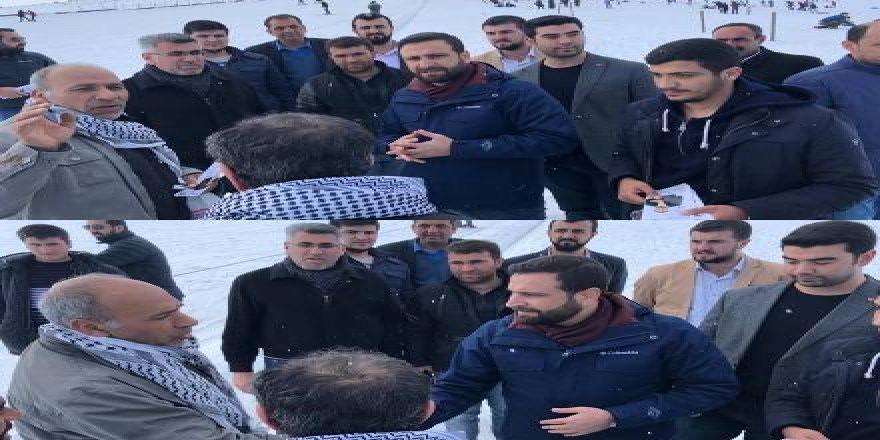 AK Partili Nasıranlı: Karacadağ'ı kış turizminin merkezi haline getireceğiz