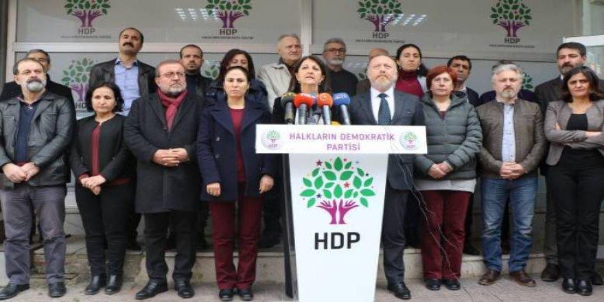 HDP'li Buldan'dan İYİ Parti liderine tepki