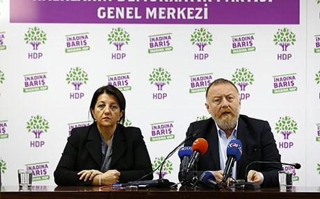 HDP'nin seçim mitinglerinin programı belli oldu