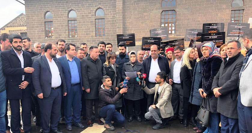 AK Parti'den 28 Şubat açıklaması