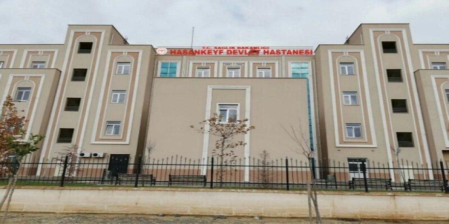 Hasankeyf Devlet Hastanesi hizmete açıldı