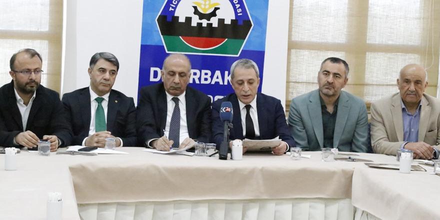 STK temsilcilerinden Amedspor-Sakaryaspor maçı için sağduyu çağrısı
