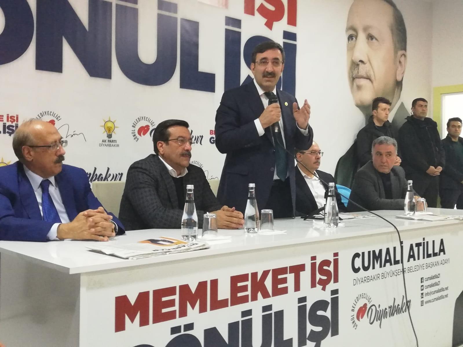 AK Partili Yılmaz: HDP'li belediyelerde para var, hizmet yok