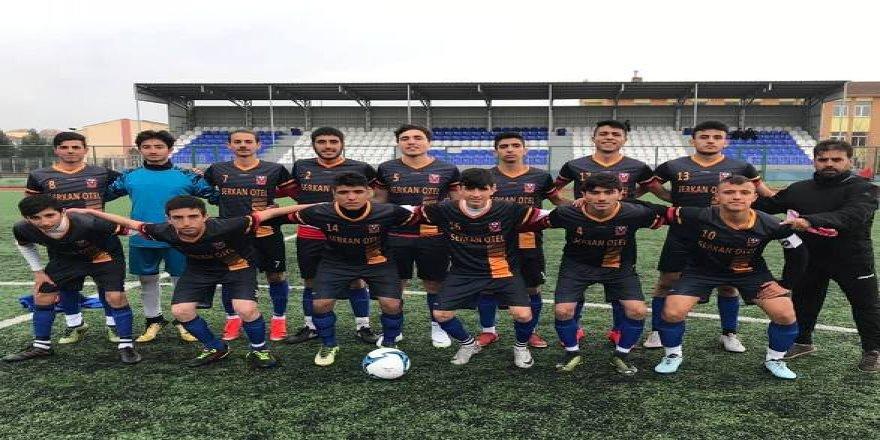 Ergani'nin Gençleri İl Şampiyonu
