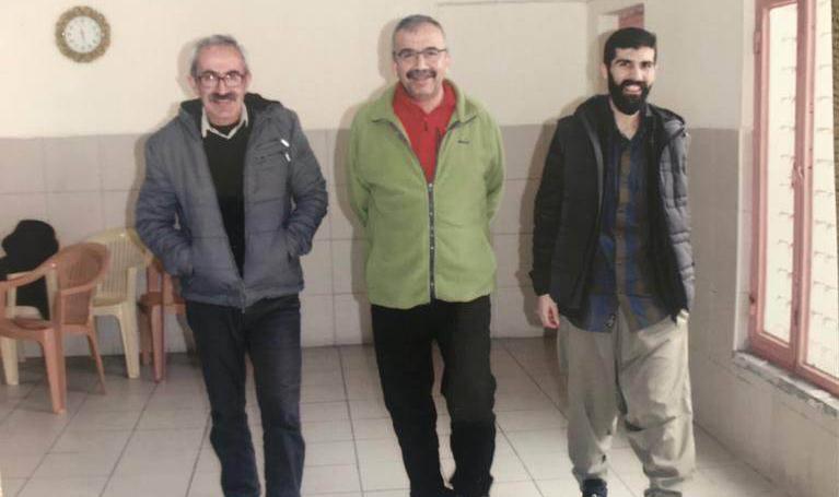 HDP'li Önder'in cezaevi fotoğrafı yayınlandı