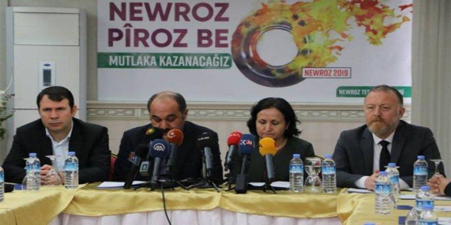 Newroz Deklarasyonu: Kurdi ittifakla kayyum politikalarına en güçlü yanıtı vereceğiz