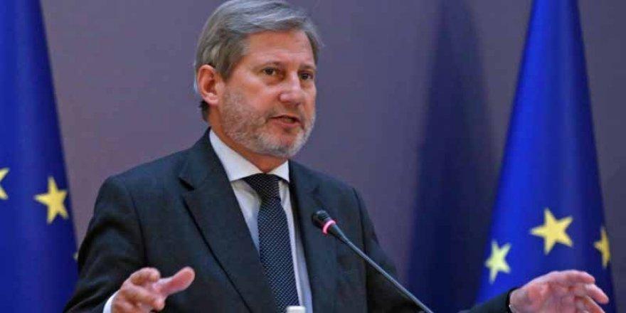 AB : Türkiye üyelik projesini devam ettirmesin