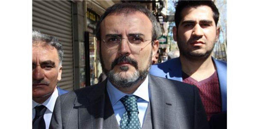 AK Parti Genel Başkan Yardımcısı Mahir Ünal Diyarbakır'da