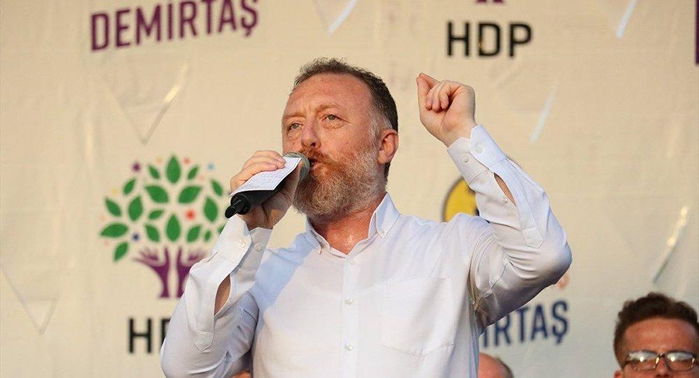 Manisa'da konuşan HDP'li Temelli: Her türlü ırkçılığa karşıyız