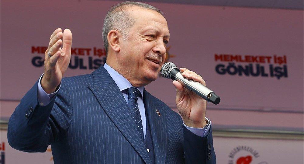 CHP'yi eleştiren Erdoğan: Bunların gözlerini hırs bürümüş