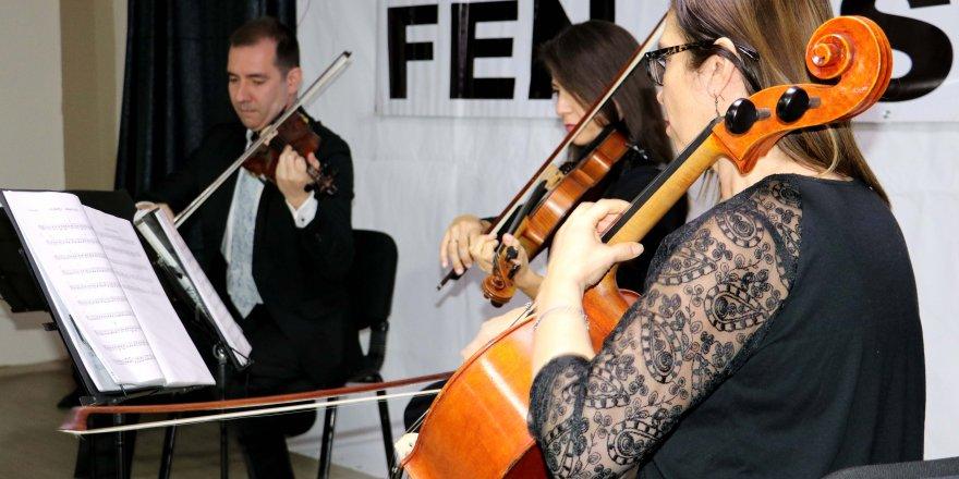 Diyarbakır'da Klasik müziği öğrencilerle buluşturdular