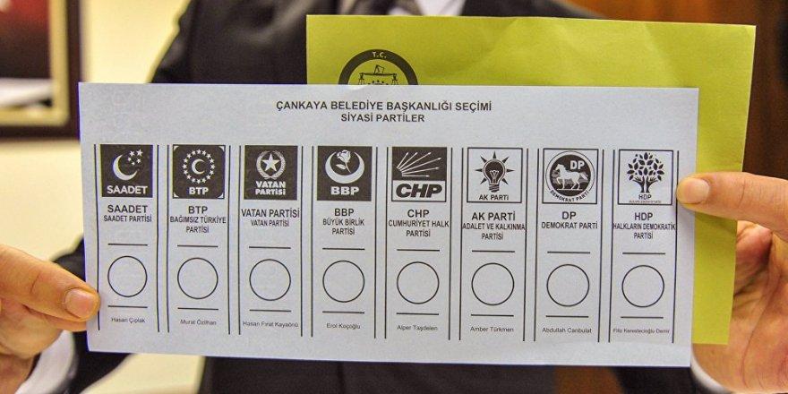 İstanbul,Ankara ve İzmir için seçim bahisleri açıldı