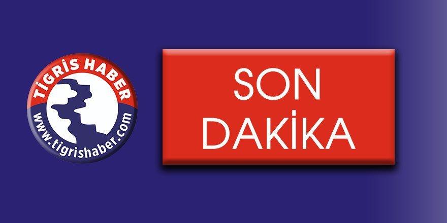 Diyarbakır'da marketten hırsızlık güvenlik kamerasında