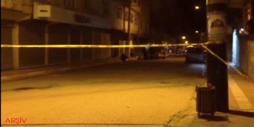 Bismil'de silahlı kavga: 2 yaralı