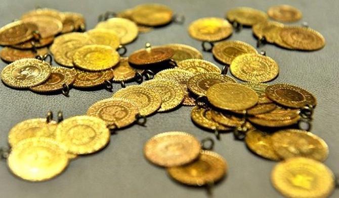 Gram, çeyrek ve külçe altın fiyatları