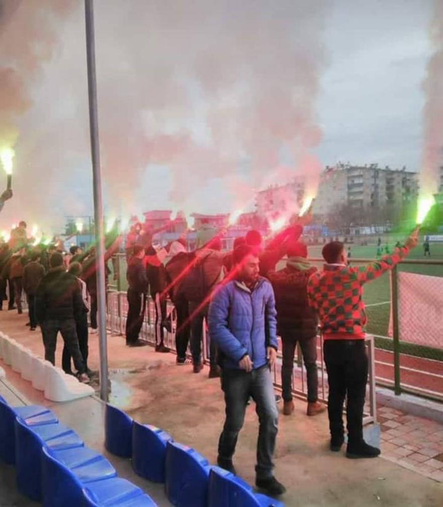 Diyarbakırspor sevgisi lig tanımıyor