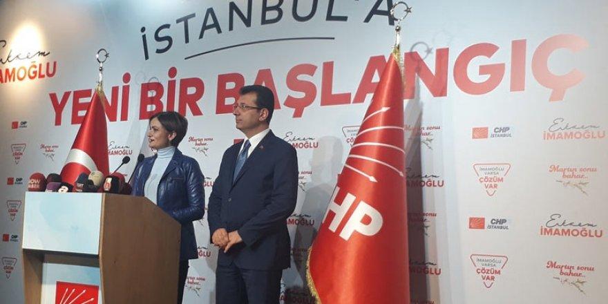 CHP: Seçime katılım oranı yüksek