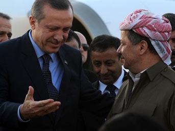 Erdoğan Diyarbakır'da Barzani ile görüşecek