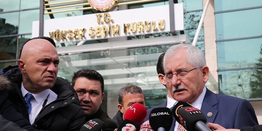 YSK Başkanı Güven: Geçersiz oyların sayımı devam edecek