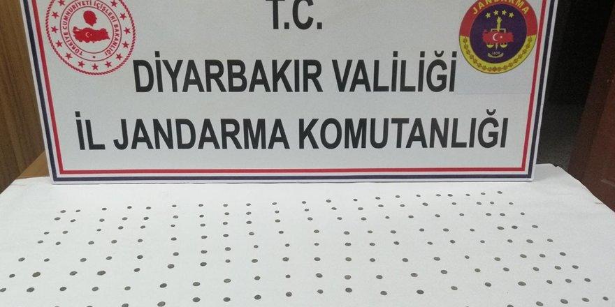 Diyarbakır'da Roma dönemine ait 180 sikke ele geçirildi