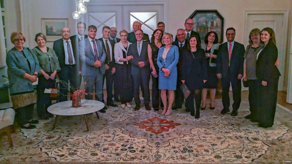 Liyakat Nişanı alan İpek: Almanya Kürt sorununa kattı sunabilir
