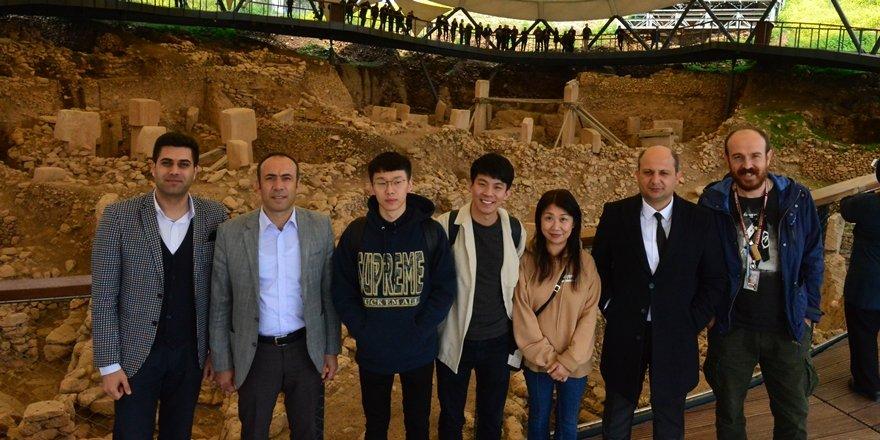 Göbeklitepe'ye Çinlilerin ilgisi artıyor