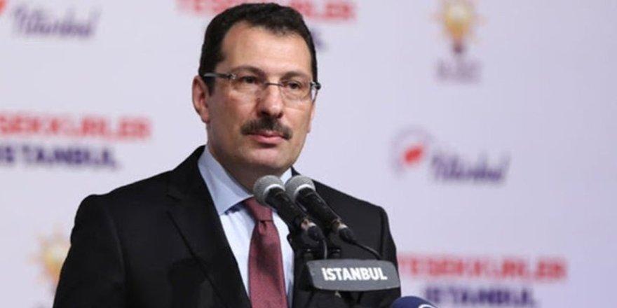 AK Parti İstanbul seçimlerinin yenilenmesi için YSK'ya başvurdu