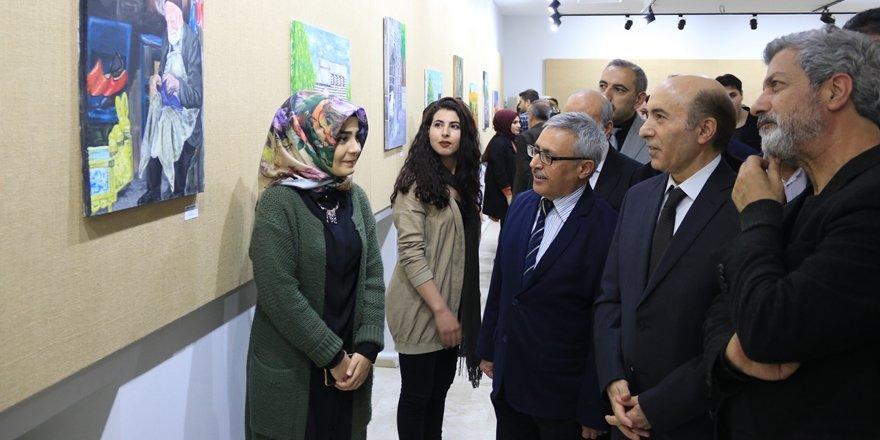 Dicle Üniversitesi Sanat ve Tasarım Fakültesi açıldı