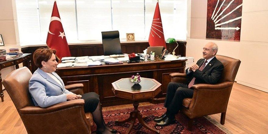 Akşener'den AK Parti'ye 'Yıldırım' teklifi