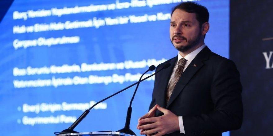 Bakan Albayrak Ekonomi Reform Paketi'ni açıkladı