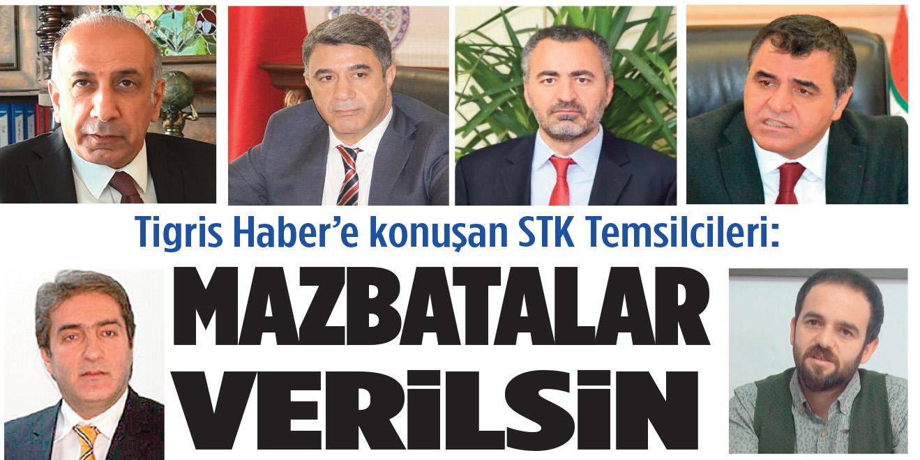 STK temsilcilerinden çağrı: Mazbatalar verilsin