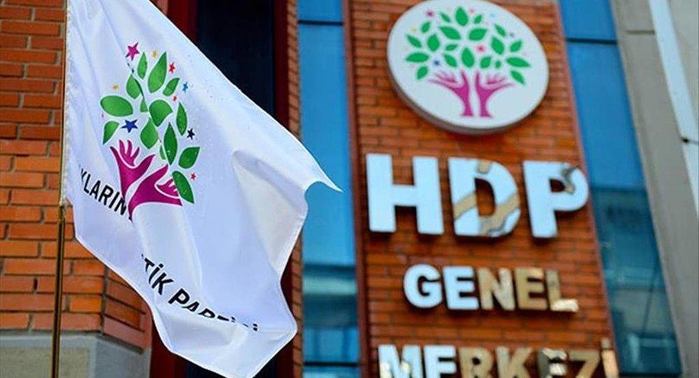 YSK, Başkanlığı HDP'ye verdi, HDP kabul etmedi