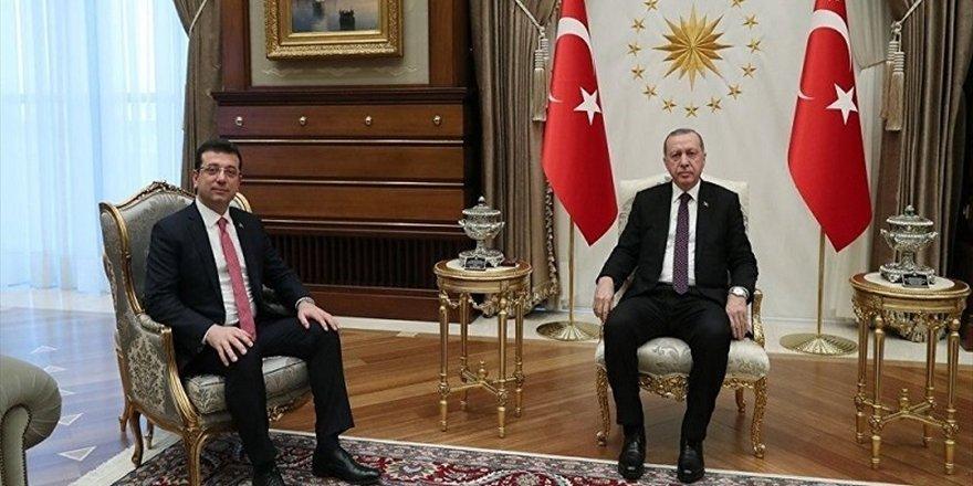 İmamoğlu: Erdoğan'la Yıldırım'ı yanıltıyorlar, bizi dünyaya rezil ediyorlar