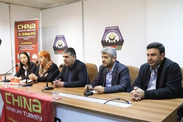Çinli firmadan Diyarbakır çıkarması