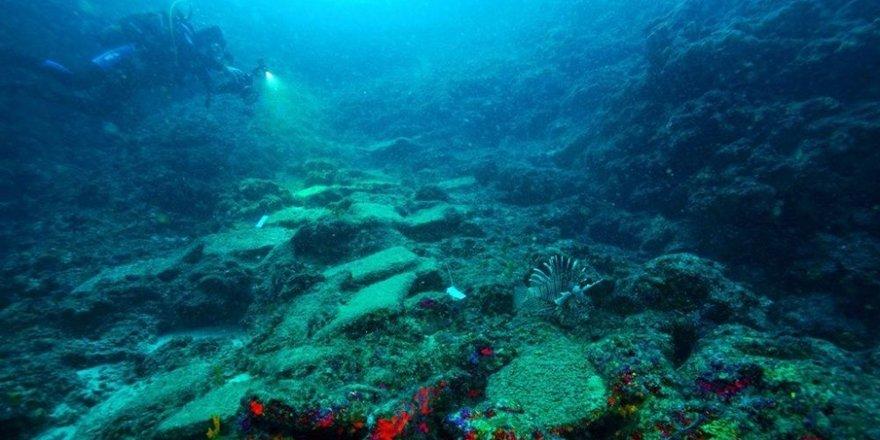 Antalya'daki gemi batığında 74 bakır külçe bulundu: 'Dünyada 5 örneği var'