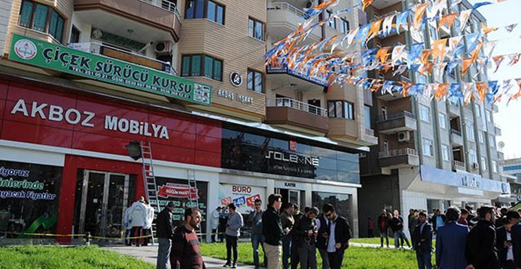 Diyarbakır Valiliği: AK Partiye saldırı yok
