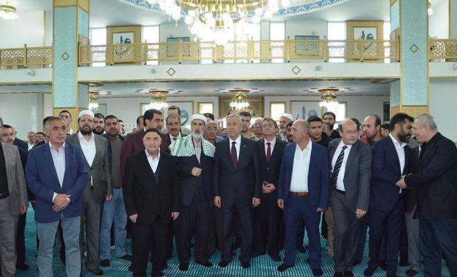 Bülent Arınç: Diyarbakır Peygamber dostu bir kent