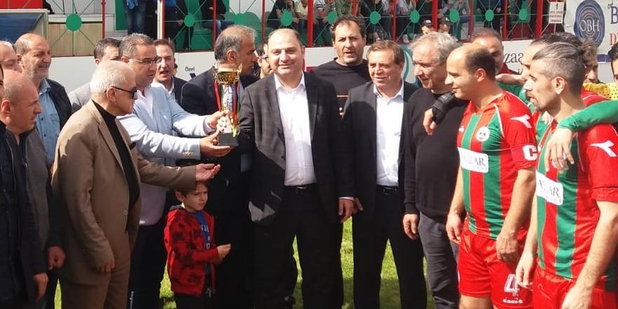 Diyarbakırspor amatör ligde şampiyon oldu