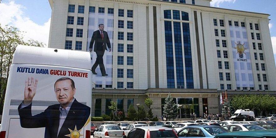 Seçimle ilgili gizli bilgi ve belgelerin AK Partide işi ne?