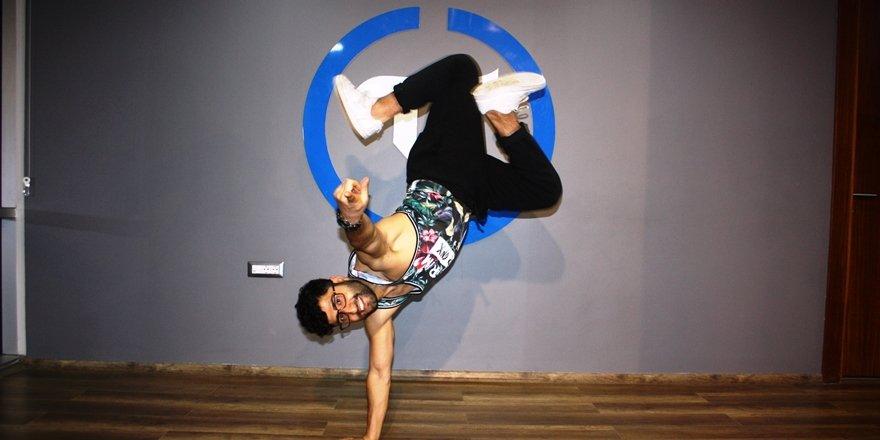 Diyarbakırlı dansçı Türkiye şampiyonu oldu